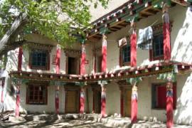 De overland naar Tibet - Yanjing naar Pomda