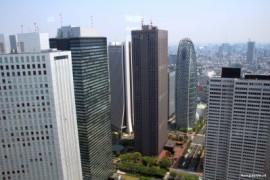 Tokyo hoog en Tokyo druk!