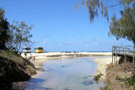 Van Agnes water naar Steve Irwin