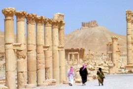 Palmyra en Deir as-Zur