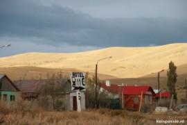 Ruta 40 en Los Alerces