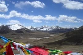 De overland naar Tibet - Pome naar Bayi