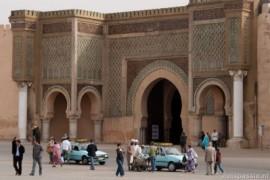 Van Fes naar Meknes