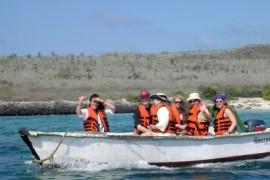 Acht dagen Galapagos
