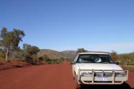 Van Darwin naar Townsville