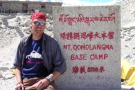 De overland naar Nepal - Rongbuk naar Nyalam