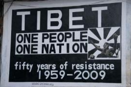 McLeod Ganj, bijna Tibet...