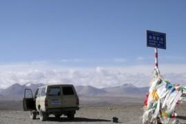 De overland naar Nepal - Sakya naar Rongbuk (EBC)