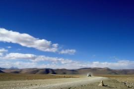De overland naar Nepal - Nyalam naar Kathmandu