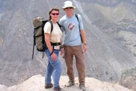 Condors in de Colca Canyon