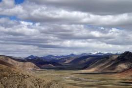 De overland naar Tibet - Pomda (Bamda) naar Pasho