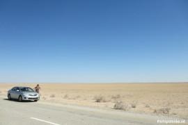 Door de Kalahari