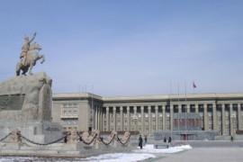 Mongolie + trein naar Beijing