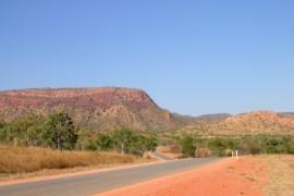 Van Broome naar Darwin