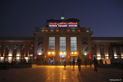 Teheran - Trainstation