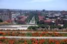 Yerevan - Van bovenaf de cascades
