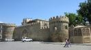 Baku - Oude stads muur