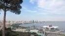 Baku - Uitzicht over de stad