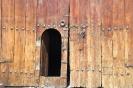 Sheki - Toegangspoort van de caravanserai