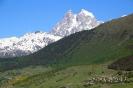 Mestia - Op weg naar Ushguli