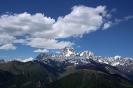 Mestia - Stevige<br />bergen