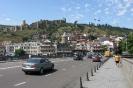 Tbilisi - Brug<br />richting de oude<br />stad