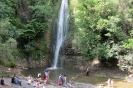 Tbilisi - Waterval in de botanische tuin