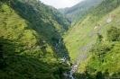 Dharamsala, de waterval bij Bhagsu