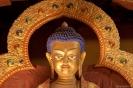 Leh, Boeddha in het<br />Leh paleis..
