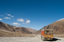 Manali naar Leh, trucking to nowhere...