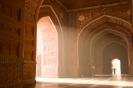 Agra, en er was licht...