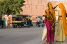 Bikaner, kleuren op straat