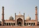 New Delhi, Jama Mashid moskee