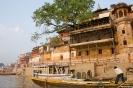 Varanasi, hoekje aan de Ganges