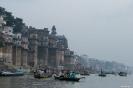 Varanasi, Op de Ganges