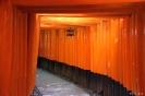Kyoto - Fushimi<br />Inari tempel