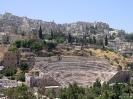 Amman - Romeinse theater midden in de stad