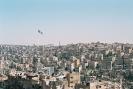 Amman - Uitzicht over de stad