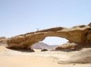 Wadi Rum - Natuurlijke parasol