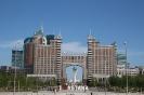 Astana - city doorkijkje