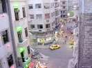 Damascus - Straatje naast het hotel