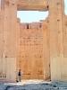 Palmyra - Entree Tempel van Bel