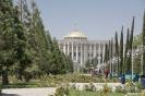 Dushanbe - Park en paleis