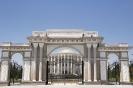 Dushanbe - Presidentiele paleis