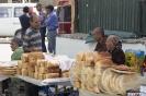 Khorogh - Broodstalletje op de bazaar
