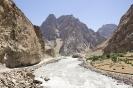 Langs de Panj rivier richting Rushan