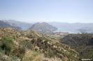 Naar Khalaikhumb - Uitzicht over stuwmeer
