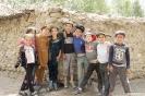 Wakhan vallei - Kids in Langar