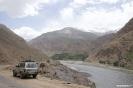 Wakhan vallei -<br />Nabij Namadgud