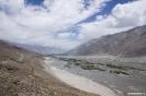 Wakhan vallei - uitzicht bij Yamchun